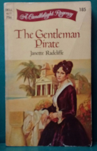 janette radcliffe - the gentleman pirate