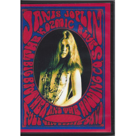 Janis Joplin - Tthe Kosmic Blues Band - Dvd Lacrado