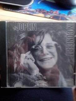 **janis joplin **joplin in concert**    **cd**