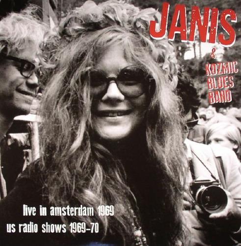 janis joplin live in amsterdand vinilo nuevo musicovinyl
