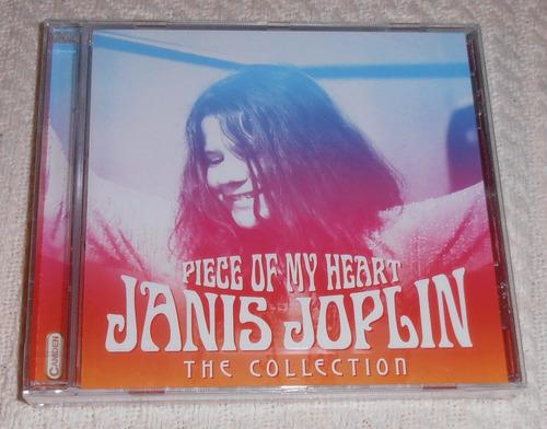janis joplin - piece of my heart ( c d ed. europea)