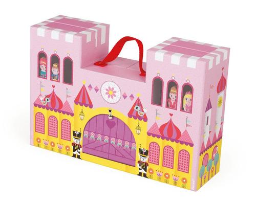 janod enchanted castle play set