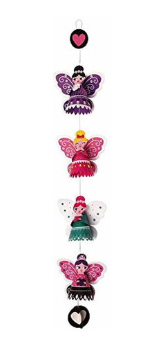 janod fairy garlands playset