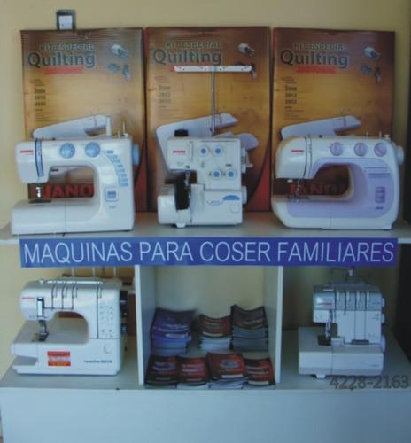 janome maquina para coser