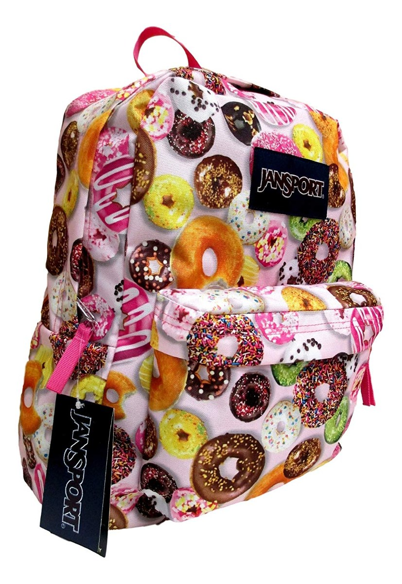 35ac7d902a05 jansport classic superbreak backpack (multi donuts (t50109y). Cargando zoom.