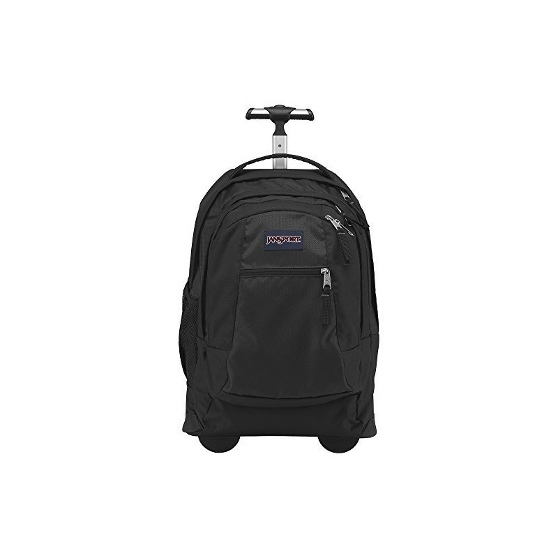 ... jansport driver 8 rolling backpack con ruedas (negro). Cargando zoom.  wholesale dealer ... b52f977230d7d