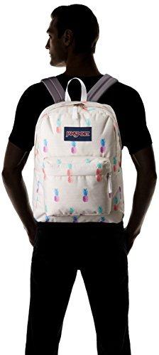 5051e855b Jansport Superbreak Backpack (pineapple Punch) - $ 200,000.00 en ...
