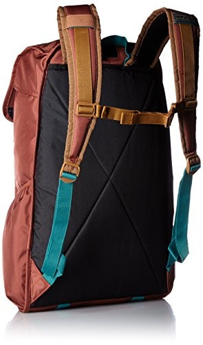 jansport vista del hierro de 15 \portátil backpack- brnthnn