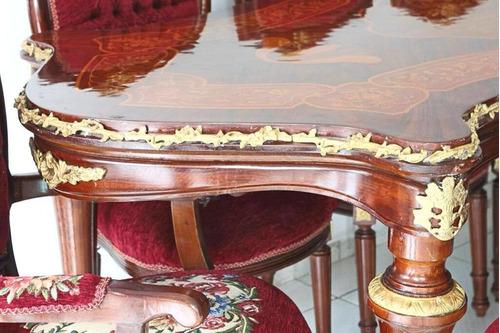 jantar antigo mesa