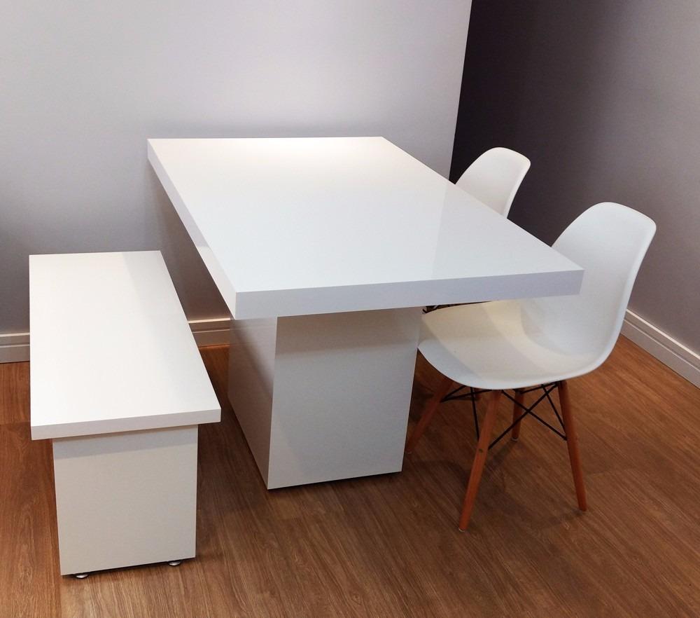 Mesa jantar laca branca x s a mesa r 2 Fabrica de bases para mesas
