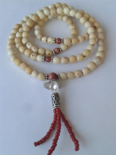 japa mala o rosario budista - tibetano - meditación