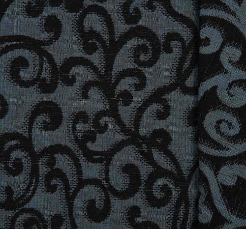 jaquard rafia kenso de tapiceria pesada