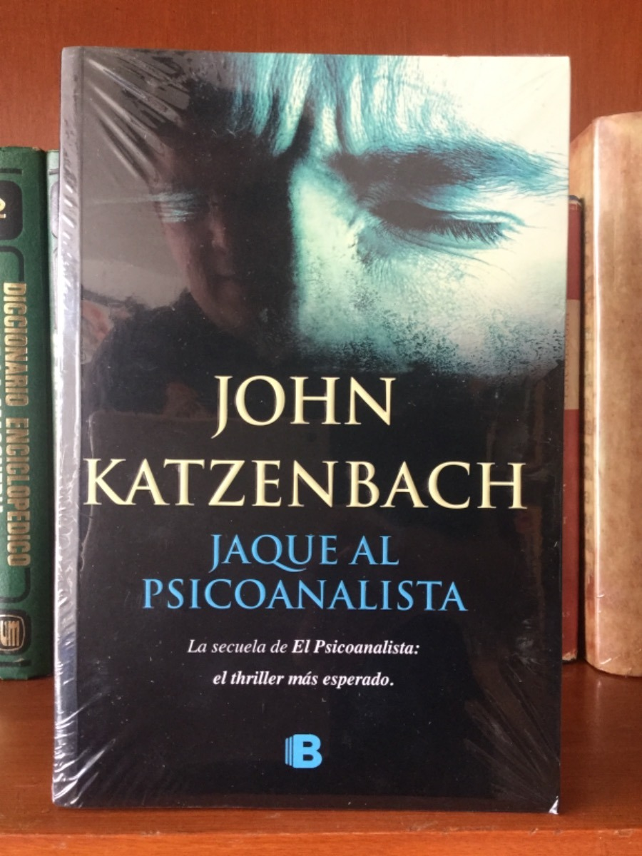 jaque al psicoanalista john katzenbach ...