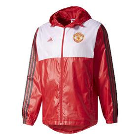 de1b6f1c193a53 Jaqueta Adidas Manchester United no Mercado Livre Brasil