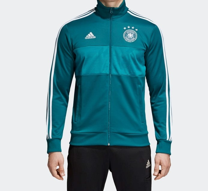 5d7ca208df Jaqueta adidas Esportiva 3s Alemanha 2018 - R  299