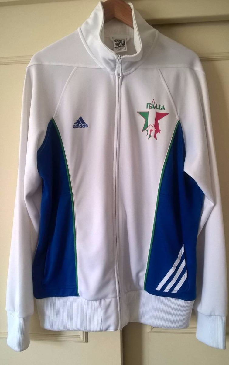 e415354742f3e jaqueta adidas fifa world cup 2010 italia tamanho gg. Carregando zoom.