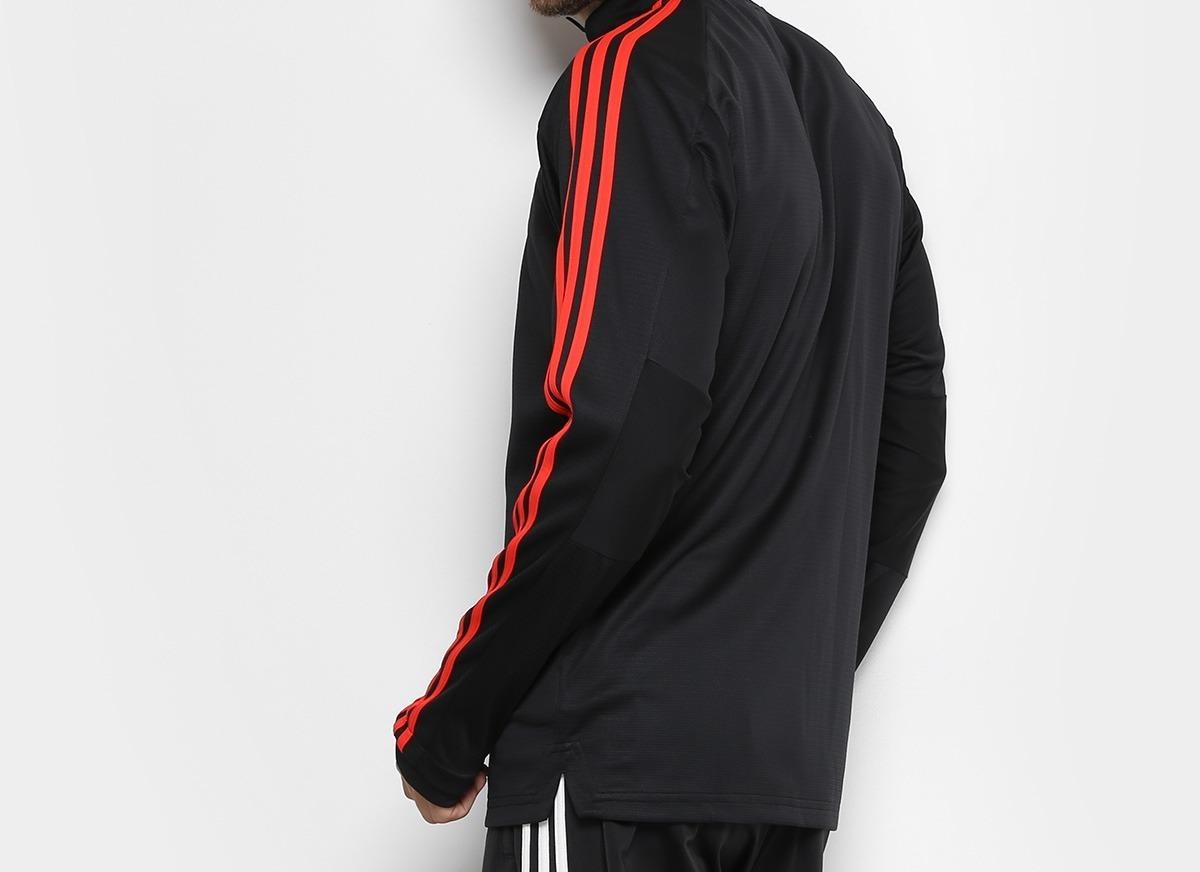 Jaqueta adidas Masculina Flamengo Treino Original Jp Sports - R  249 ... 7f244caabee19