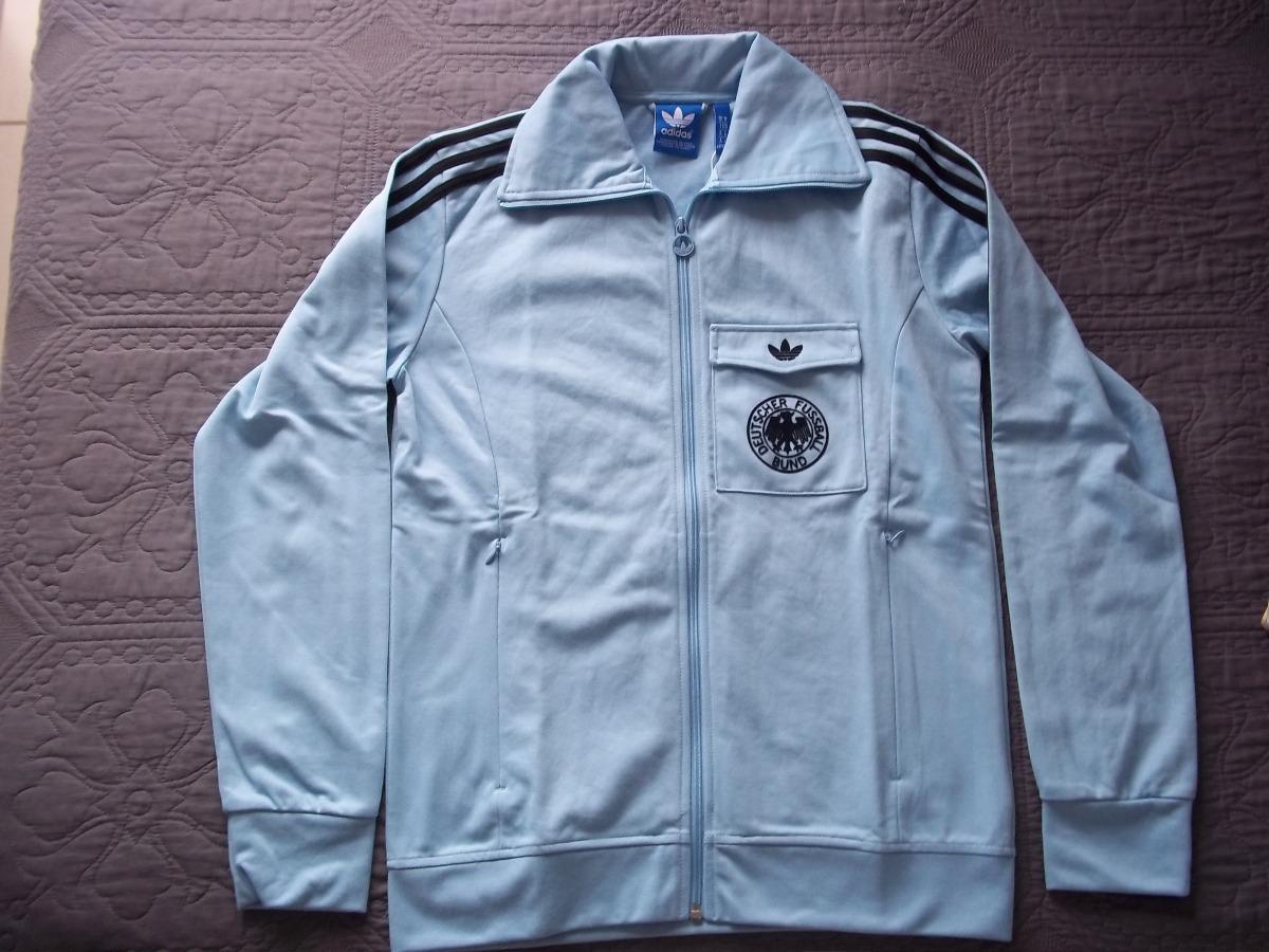 jaqueta adidas originals alemanha copa 1974. Carregando zoom. 6bcc5af07648a