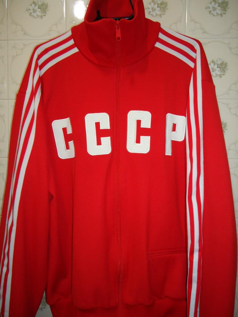 Jaqueta Adidas Originals Cccp Ussr Uni 227 O Sovi 233 Tica