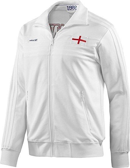 Jaqueta adidas Originals England Original Novo - R  279 0eccd3a355049