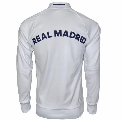 dcc19a1454ad9 Jaqueta adidas Real Madrid Anti Jkt Ap1841 Original + Nf - R  250