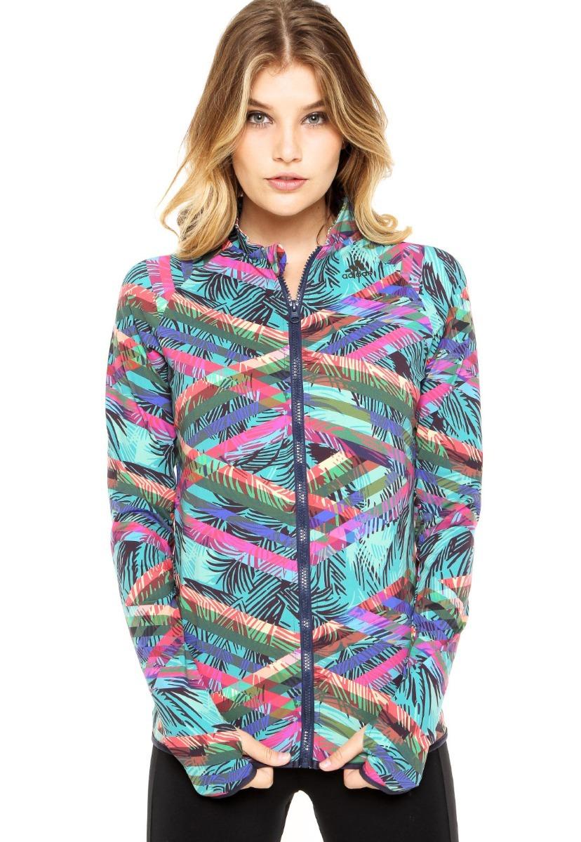 0f485186b55 jaqueta adidas salinas feminina treino corrida blusa. Carregando zoom.