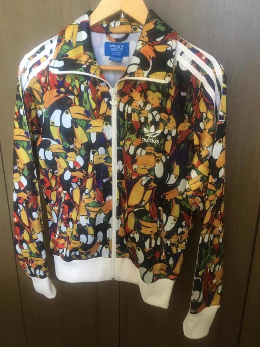 51be14aacd848 Jaqueta adidas Tucanos Farm - R$ 270,00 em Mercado Livre