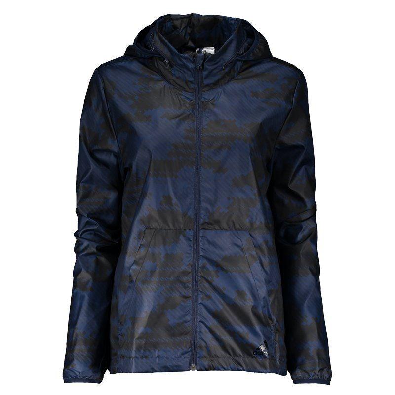 b7f8be47d11 jaqueta adidas windbreaker aop 2 feminina. Carregando zoom.