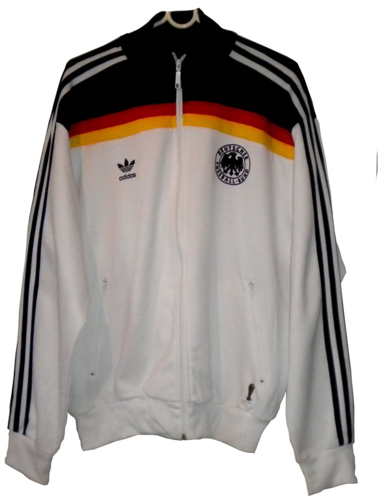 073cf79b6e jaqueta agasalho retro alemanha 1974 adidas originals. Carregando zoom.