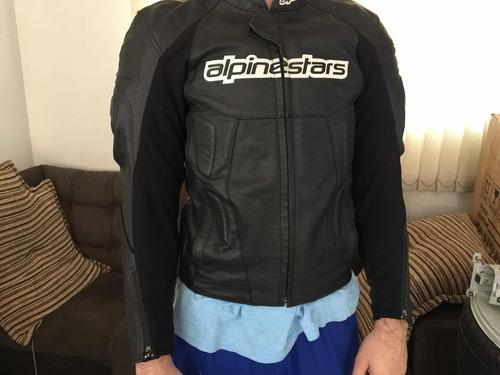 jaqueta alpinestars carver tamanho 50 usado