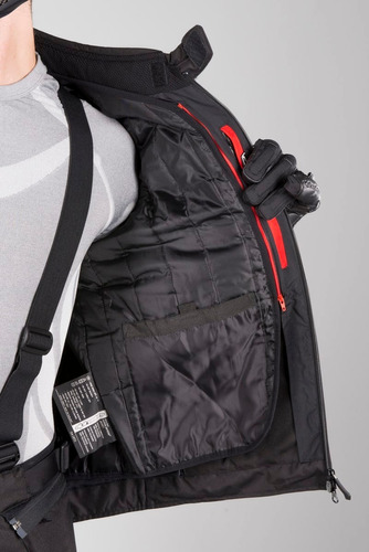 jaqueta alpinestars hyper drystar impermeável oferta 28% off