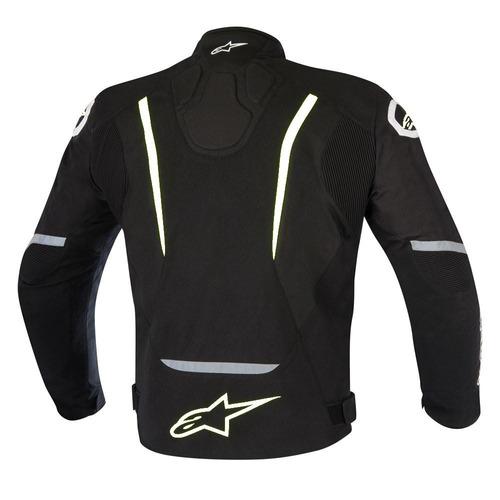 jaqueta alpinestars t-jaws v2 impermeavel masculina moto