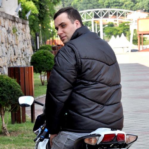 jaqueta arizona racing moto de nylon autêntica e original
