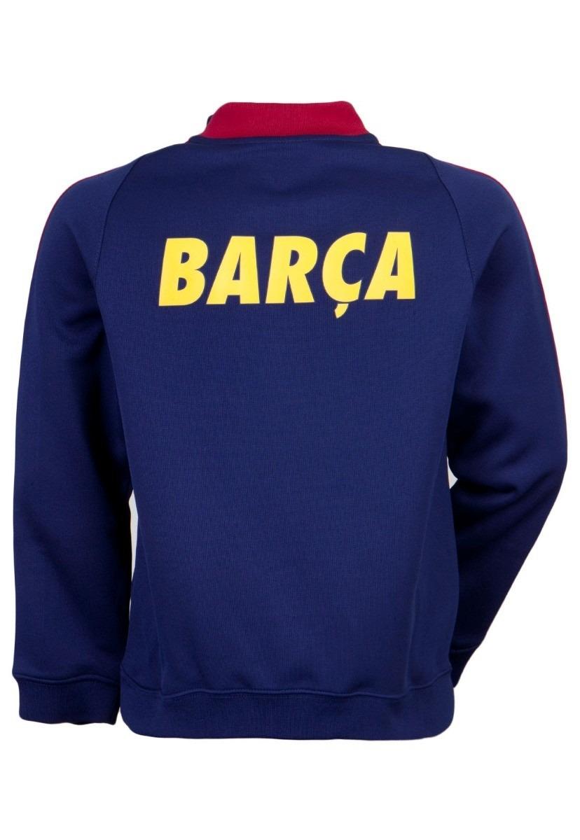 4b40fea267 jaqueta barcelona authentic nike azul\vermelho -- infantil. Carregando zoom.