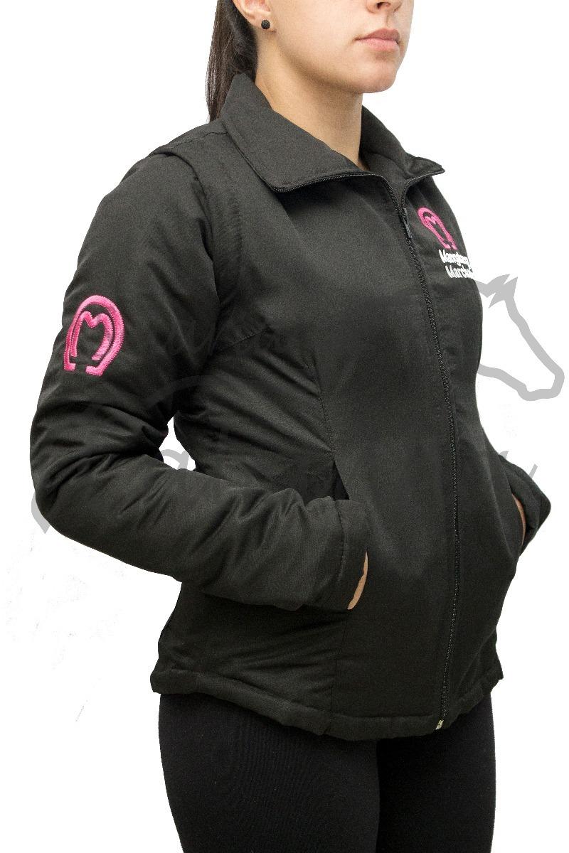 fea5aadc jaqueta blusa de frio colete mangalarga marchador feminino. Carregando zoom.