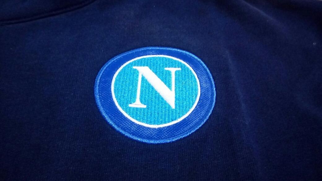 jaqueta blusa kappa time futebol napoli italia oficial. Carregando zoom. 7269af6a44815
