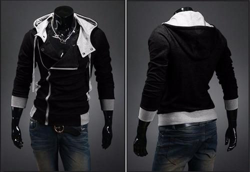 jaqueta blusa moletom masculino casaco  assassins creed 2019