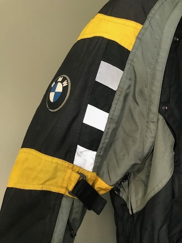 jaqueta bmw rallye 3 tamanho 54
