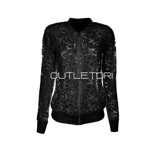 jaqueta bomber renda rendado camisa roupas femininas