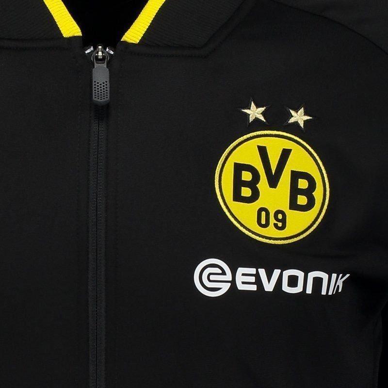 1ec48002791489 Jaqueta Borussia Dortmund Puma Stadium - Original - R$ 349,90 em ...