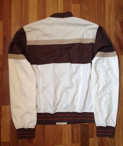 jaqueta burton branca