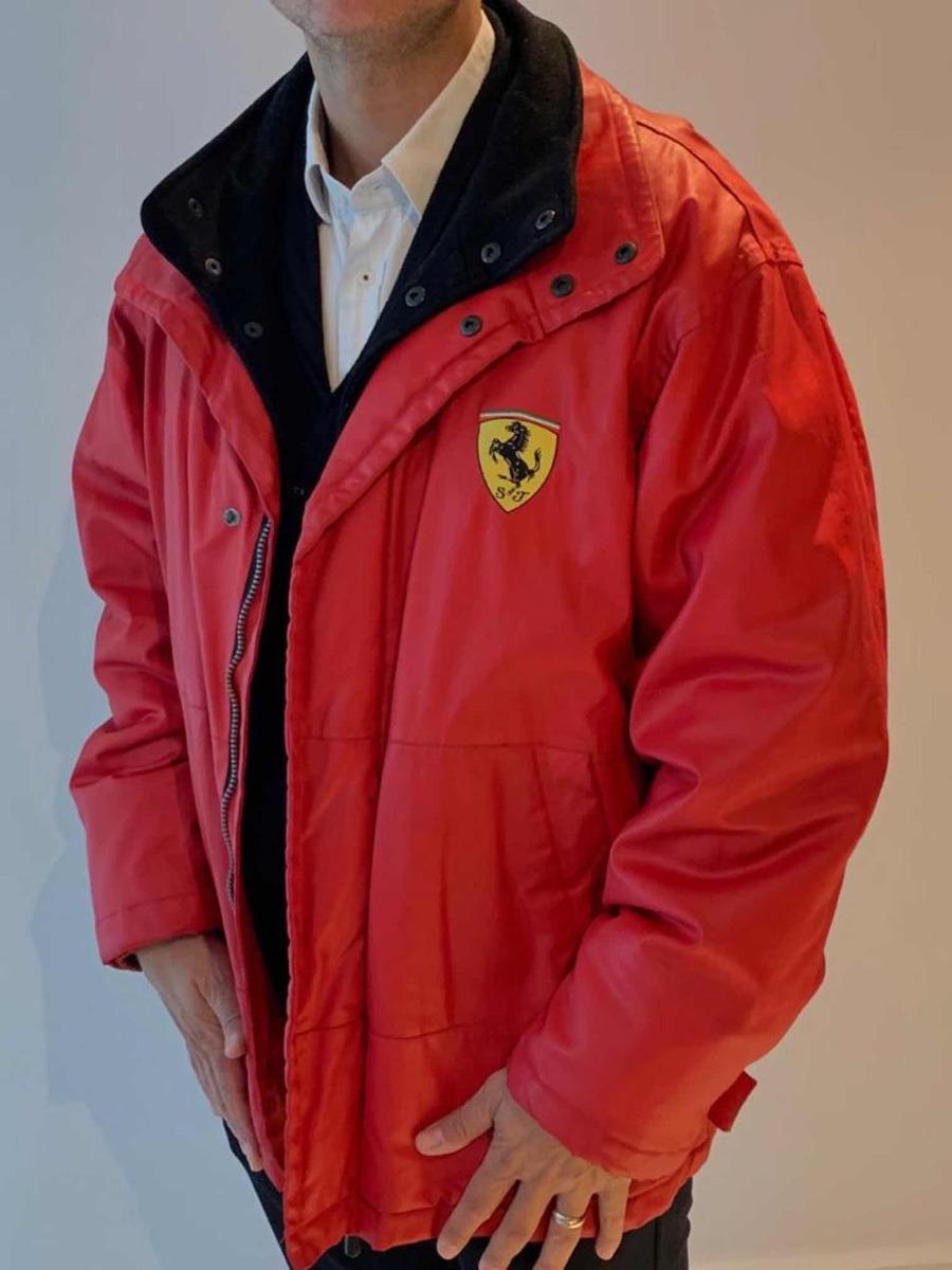 74db41e043a2 Jaqueta Casaco Ferrari Original Tamanho Grande - R$ 550,00 em ...