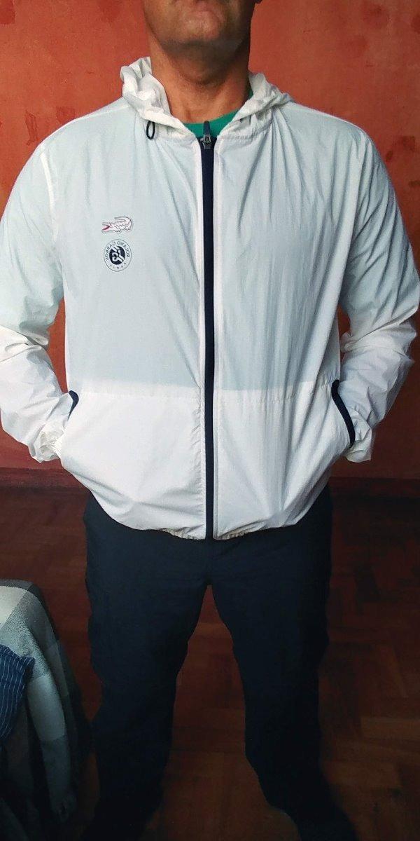 16000f8c076 jaqueta casaco lacoste usado roland garros original perfeita. Carregando  zoom.