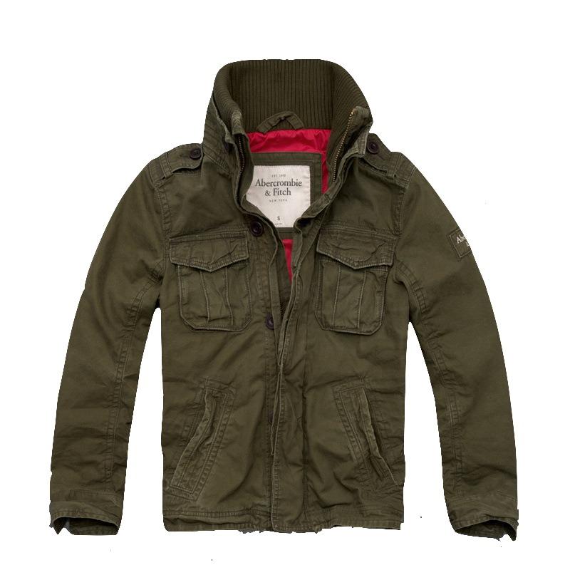 4917dc62b1 jaqueta casaco masculino forrada frio abercrombie fitch. Carregando zoom.