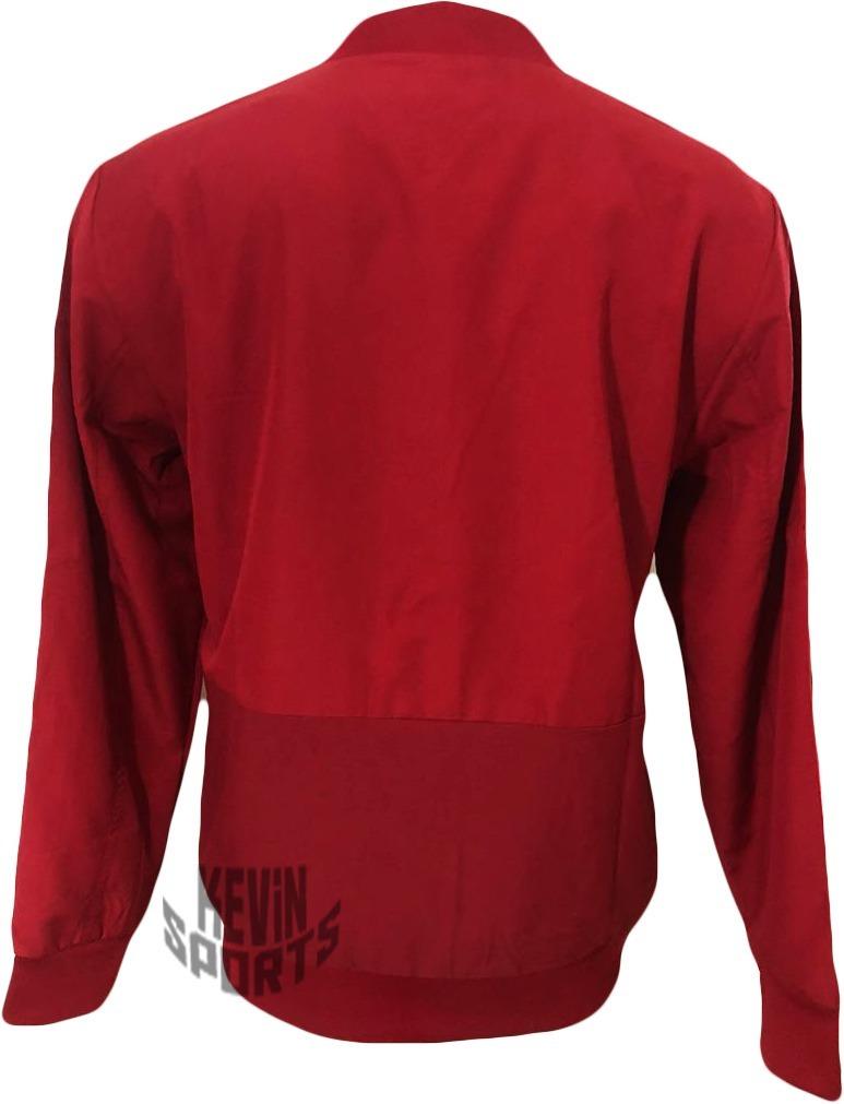 c0b2ce6ef52 jaqueta casaco original flamengo adidas pré-jogo 2018. Carregando zoom.