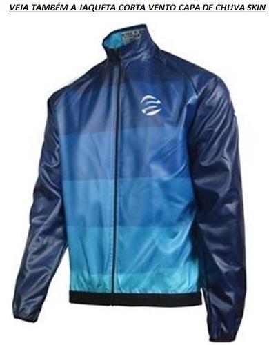 jaqueta ciclismo corta vento capa de chuva oggi strada camo