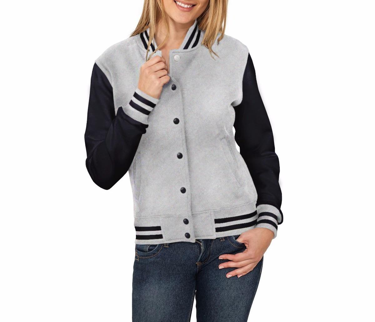 d666c4288 jaqueta college feminina casaco blusa colegial frio lisa. Carregando zoom.