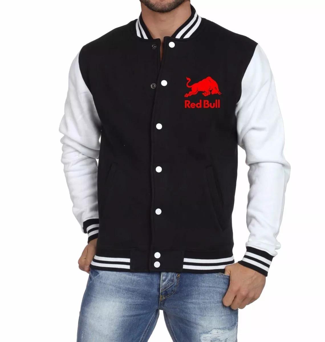 33099d9932235 jaqueta college red bull masculina casaco moletom. Carregando zoom.
