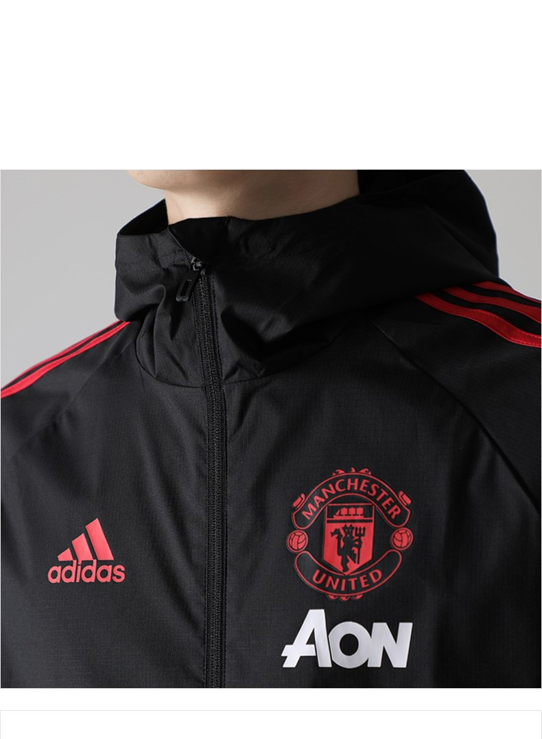 98658f85a jaqueta corta vento adidas manchester united. 10 Fotos