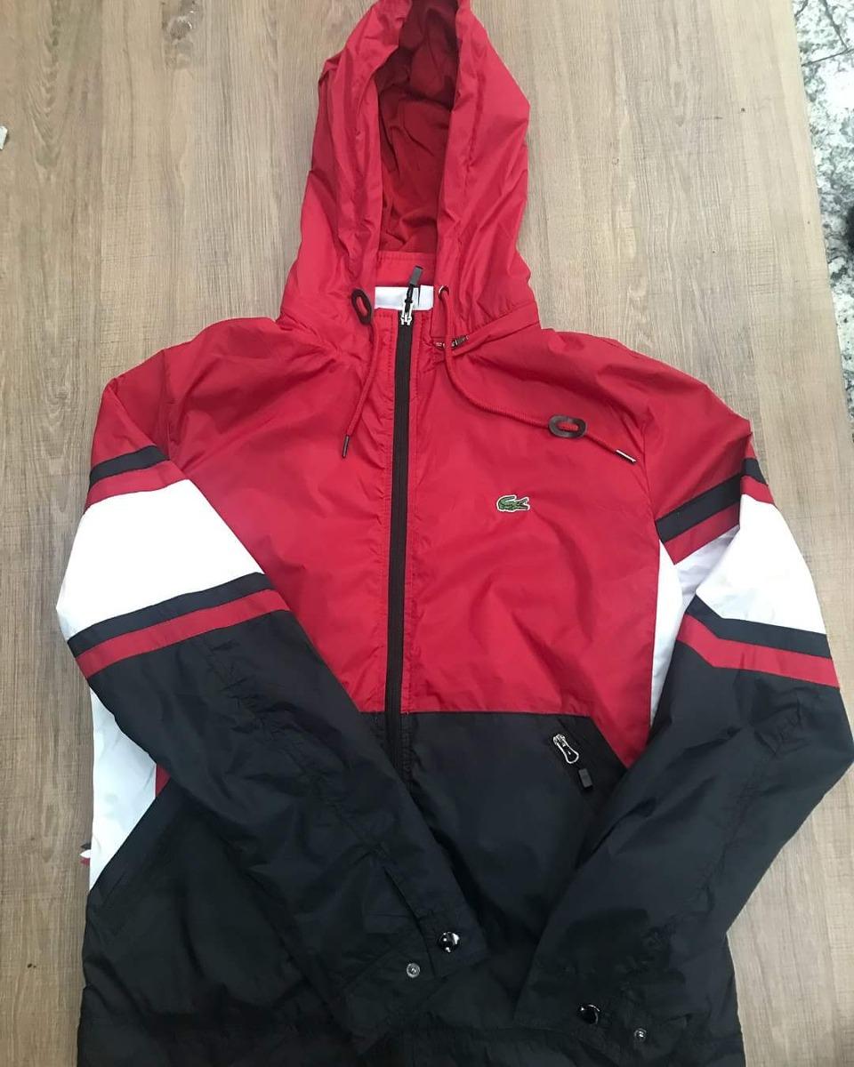 6ff505b81fdc8 jaqueta corta vento lacoste masculina importada. Carregando zoom.